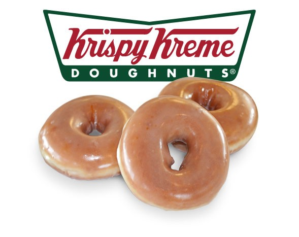 โดนัท Krispy Kream