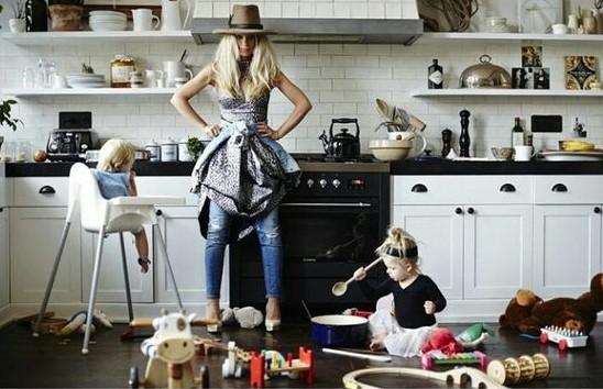 6 วิธี เมื่อต้องเลี้ยงลูกคนเดียว