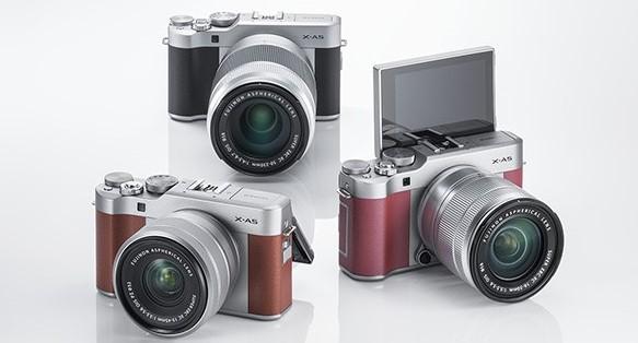 Fujifilm XA-5