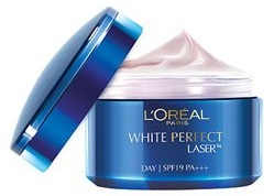 L'oreal White Perfect Laser Day Cream