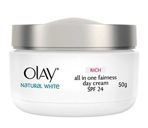 Olay Natural White Rich Day Cream