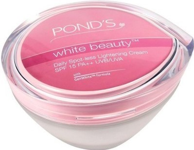 Pond's White Beauty Day Cream Pink