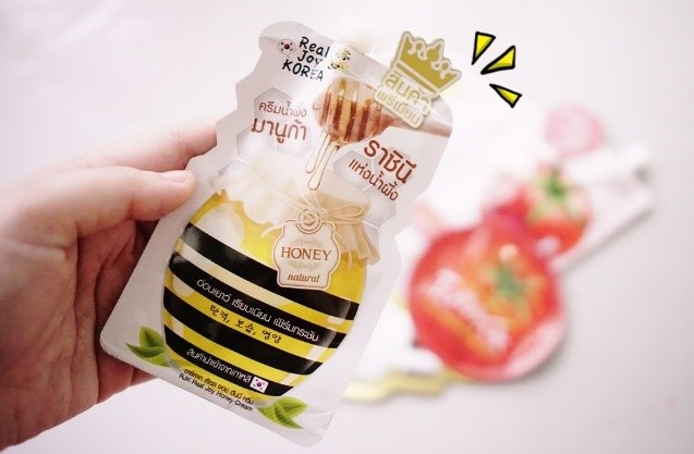Rojukiss Real Joy Honey Cream