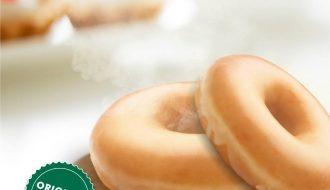 โปรโมชั่น Krispy Kreme