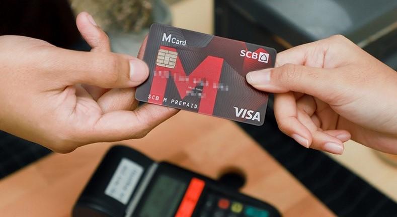 บัตรสมาชิกบัตร M CARD
