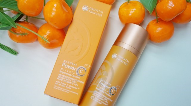 Oriental Princess Natural Power C Advanced Brightening Serum