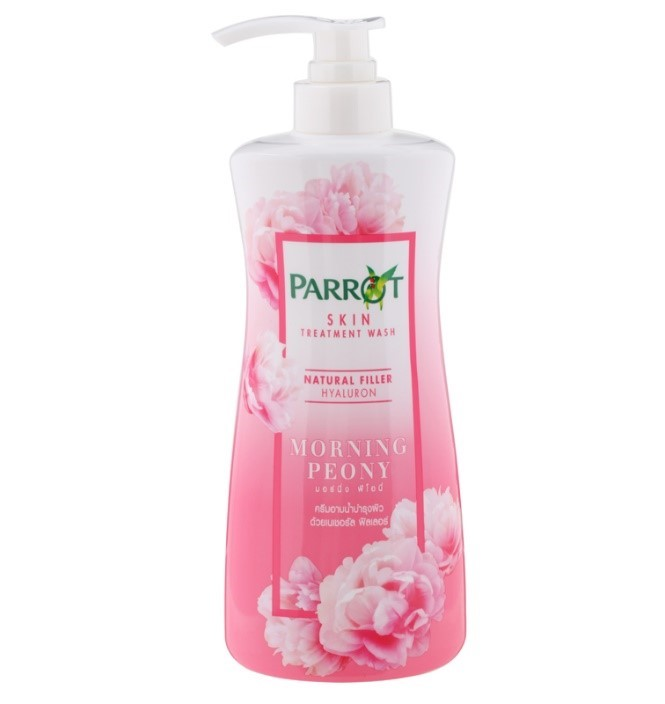 Parrot Natural Filler Hyaluron Micellar Morning Peony