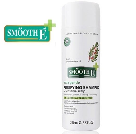 Smooth E Purifying Shampoo