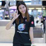 """เปิดประวัตินักวอลเลย์บอลดาวรุ่งหญิงไทย """"ทัดดาว นึกแจ้ง"""""""