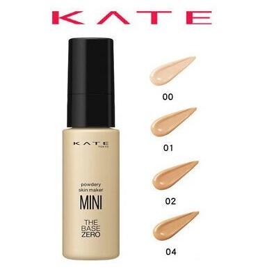 รองพื้น KATE Tokyo Powdery Skin Maker SPF15 PA++
