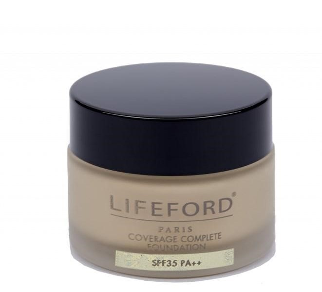 รองพื้น Lifeford Coverage Complete Foundation