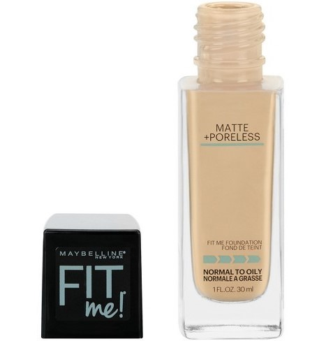 รองพื้น Maybelline Fit Me Matte And Poreless Foundation
