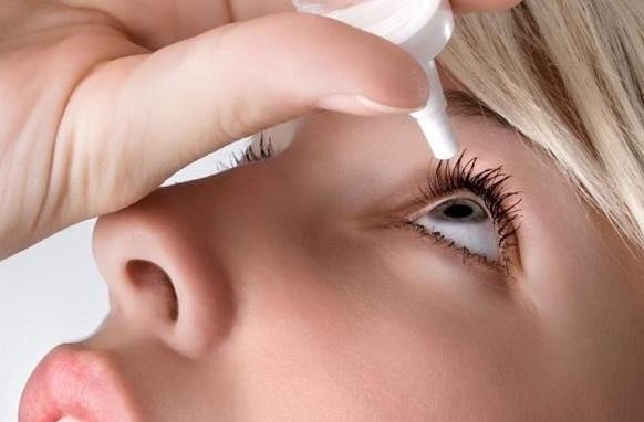 การป้องกันตาบวม