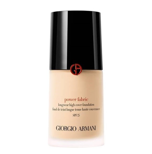 รองพื้น Giorgio Armani Power Fabric Foundation Full Coverage Liquid Foundation With SPF 25