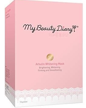 My Beauty Diary Mask Arbutin Whitening Mask
