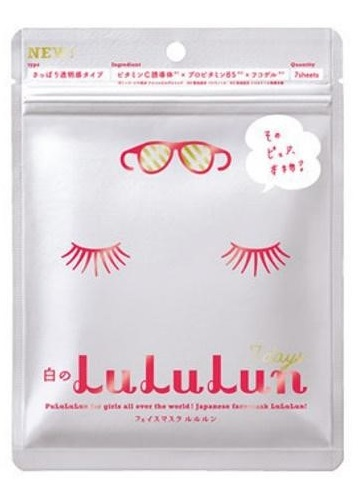 Lululun Whitening Mask