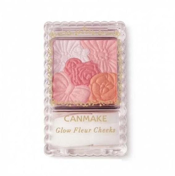 บรัชออน Canmake Fleur Cheek