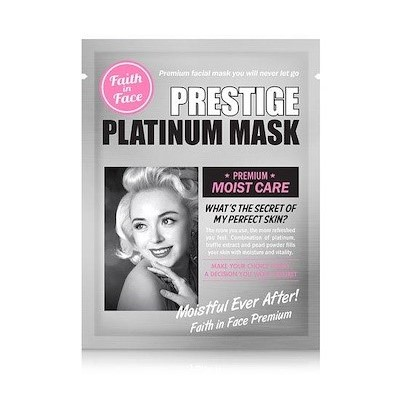 Faith n Face premium foil Mask