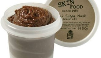 Skinfood Black Sugar Wash Off Mask