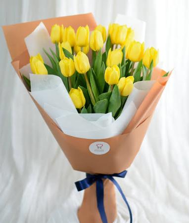 ดอกไม้ทิวลิป