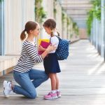 ลูกเข้าโรงเรียนครั้งแรก