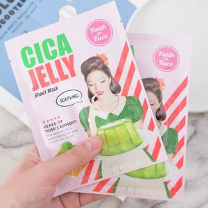 Faith in Face Jelly Mask