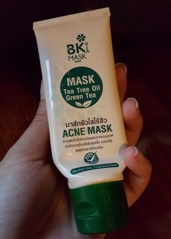 BK Mark รักษาสิว