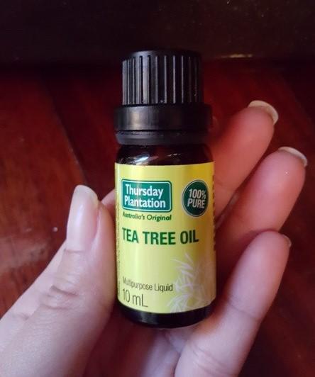 Tea Tree Oil ช่วยรักษาสิว