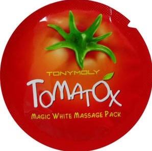 Tony Moly Tomato Magic White Massage Pack